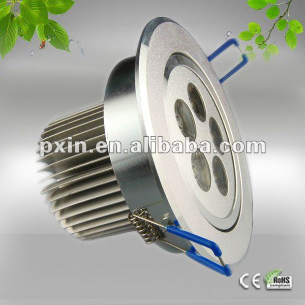 2016 hot sale!ce rohs 5w led ceiling light fan bulbs 6500K