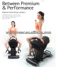 walking rehabilitation equipment and fitness two in one HORSE RIDING MACHINE