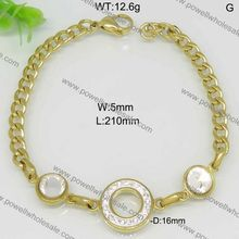 Popular Design wholesale fake gold bracelet jewellery