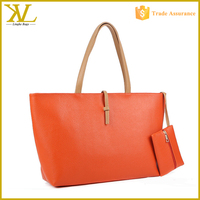Wholesale Fashion New Pictures Lady Leather Handbag