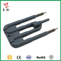 Cast-in Aluminium Heater Heating Elements for Steam Mop made in China