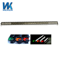 WEIKEN 52inch super bright slim car boat accessories 324w marine tow truck led light bar