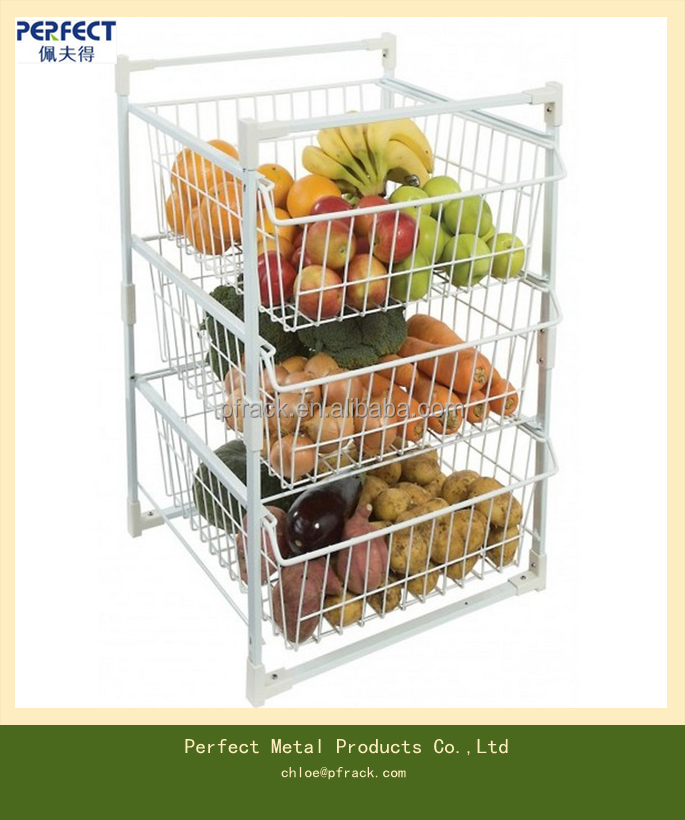 PF-WBT17 Kitchen wire rack and cabinet basket