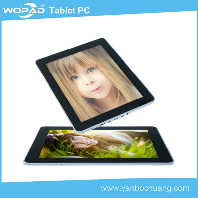 wopad original android tablet pc with multi touch