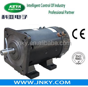 48V 1.5KW Electric DC Motor For Auto Rickshaw