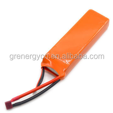 Upower hardcase 14.8V rc car battery for off-road rc car