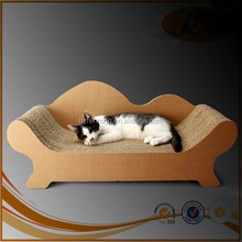 factory sell cat application sofas cat scracthing bed