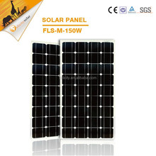150w best selling solar electric panels/solar panels photovoltaic/solar power panel