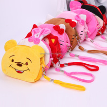 Hot sale Kids Gift plush cartoon bag Plush bag by Kids Preferred <strong>animal</strong> style