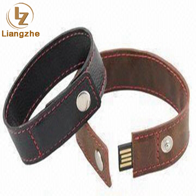 hot design leather usb flash drives usb small usb flash drive 8gb wholesale manufacturer factory