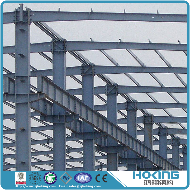 Construction Building Material Steel Structure for Warehouse Workshop on Popular