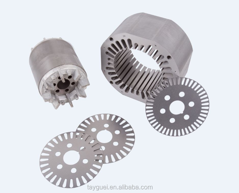 18 HP stator and rotor for plastering machine