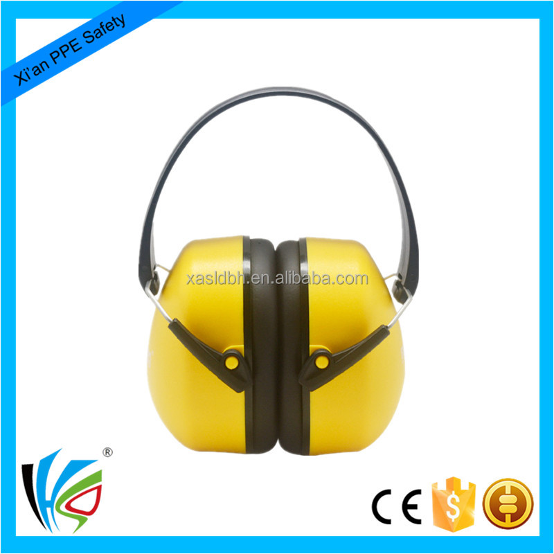 Foldable ABS Ear Muff Protective Safety Sleeping Earmuffs