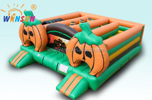 Inflatable activity Halloween Maze obstacle course