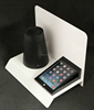 L-shape Ipad Display Stand With Logo