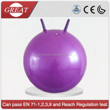 2016 handle jumping ball bouncing ball for adult