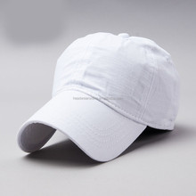 100% Cotton Striped Sport Cap Blank Cycling Cap Custom Dad Cap/Hat