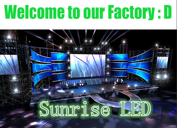 High Definition 6mm SMD Indoor LED Screen