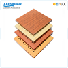 Hot Sale 32/32/8 MDF Sound Insulation Acoustic Perforated Board For Interior Decoration