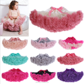 Baby Girls Chiffon Fluffy Pettiskirts Tutu Princess Ballet Dance Wear Party design