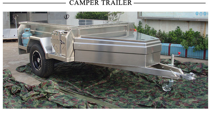 luxury folding off road camper trailer for sale