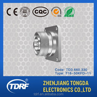 L29 RF coaxial connector male low IMD