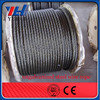 Professional manufacturers galvanized steel wire rope