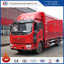 factory direct sale 4*2 10 ton FAW stake cargo truck