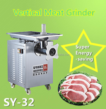 1.5kw 220v Stainless steel kitchen mince meat cutting machine