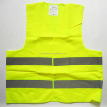 CE Hot Sale high quality reflective safety running vest work clothes