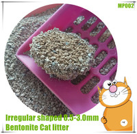 OEM and ODM clumping cat litter dust free kitty sand
