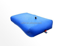 Collapsible polyether liquid water storage bladder