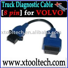 [8PIN] VOLVO cable,VOLVO truck cable,VOLVO truck diagnostic cable