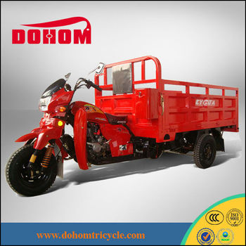 200cc popular in south america market loading goods cargo china truck for goods motorcycle carrier