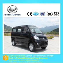 2017 Minibus China hybrid electric vehicle for sale with high quality