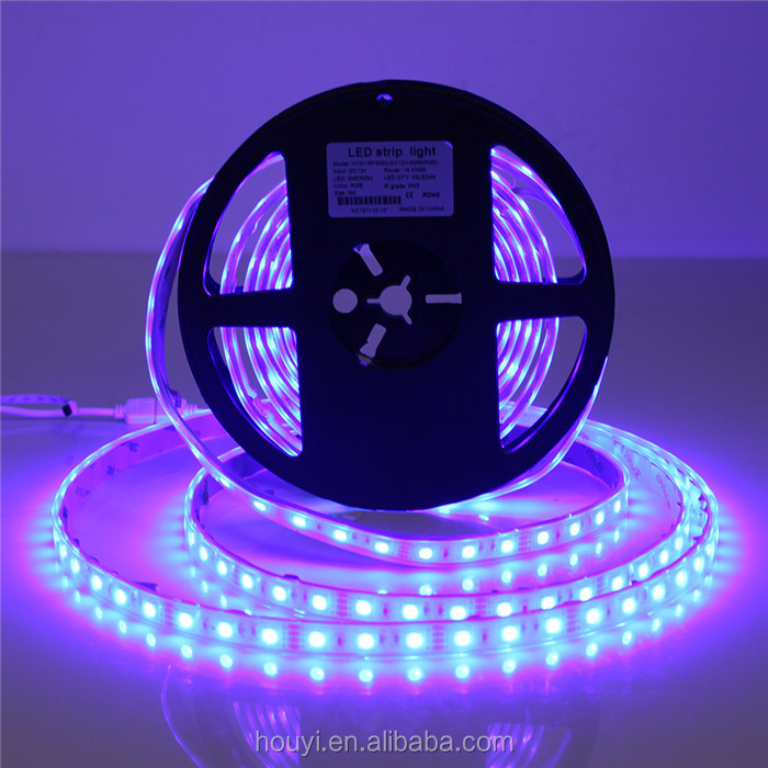 High quality and high brightness energy saving waterproof led light strip for decoration