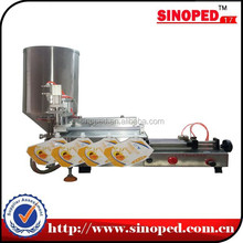 Semi automatic jelly/cream/salad Filling Machine