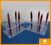 high quality acrylic pen pencil holder
