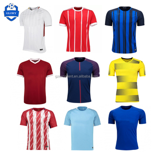 Top grade thailand quality 2017 2018 jersey soccer football shirt
