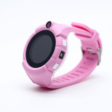 For android and ios touch screen gsm sos gps watch for kids q360