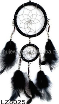 feather dream catcher indian dream catcher LZ8025