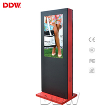 China Cheap 55 inch totem android outdoor top quality lcd digital signage supplier thermoforming led billboard