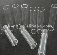 Cheap Straight Clear PC Tube for Transparent Manifolds