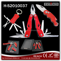 New Pliers Folding Knife Keychain Multi