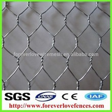 decorative chicken hexagonal wire mesh gabion box}