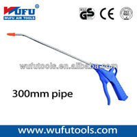 Air blow dust gun with POM body 300mm pipe