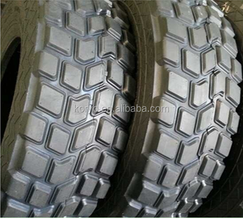 inner tube type and iso9001 certification military truck tire 1600R20 sand grip 750R16