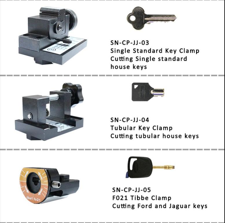 key cutting machine for cars