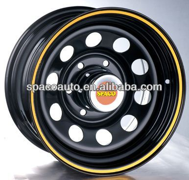 Newest design style replica wheels for toyota for SUV