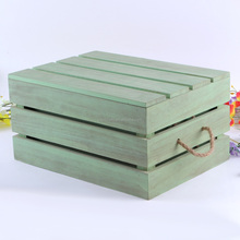 High Quality Wooden Storage crate Box